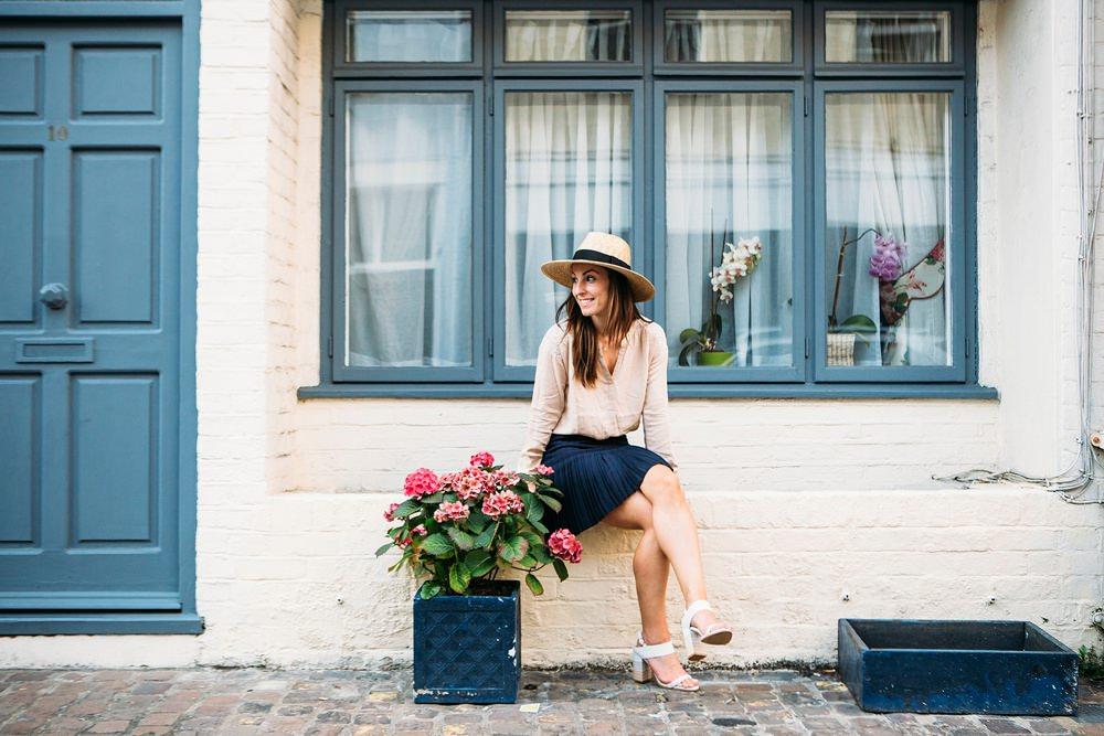 Anna in Kensington