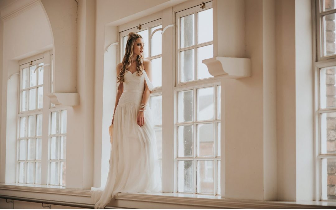 A Ballet Inspired Bridal Fashion Edit – Felicity Cooper Authentic Luxe Collection 2018