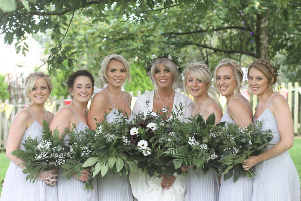 The bride tribe