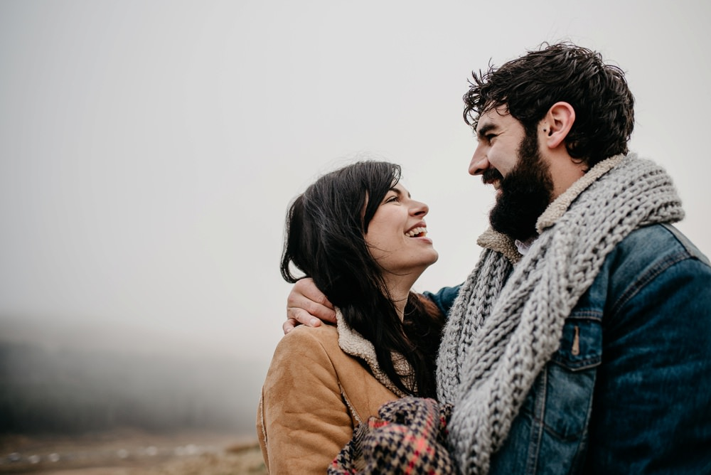 brecon beacons couples shoot