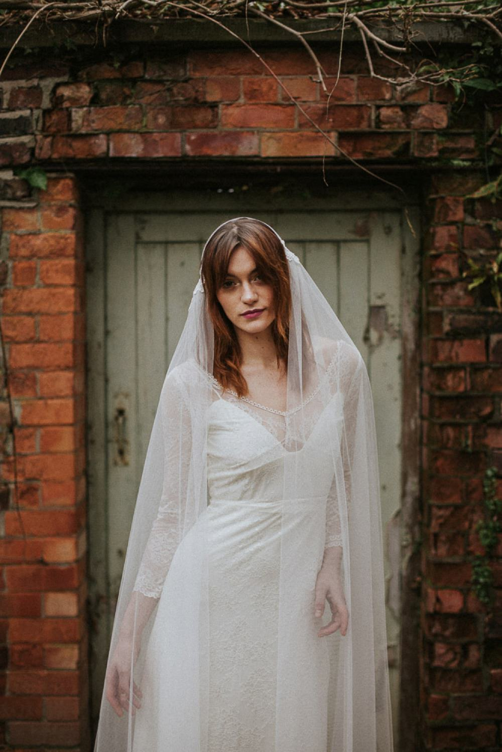 beautiful wilderness bride heritage collection
