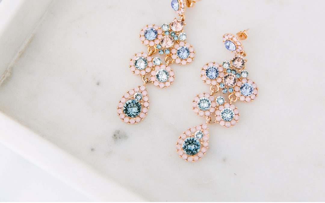 Lily and Rose High Summer Collection – Gorgeous Swedish Designed Bridal Jewellery