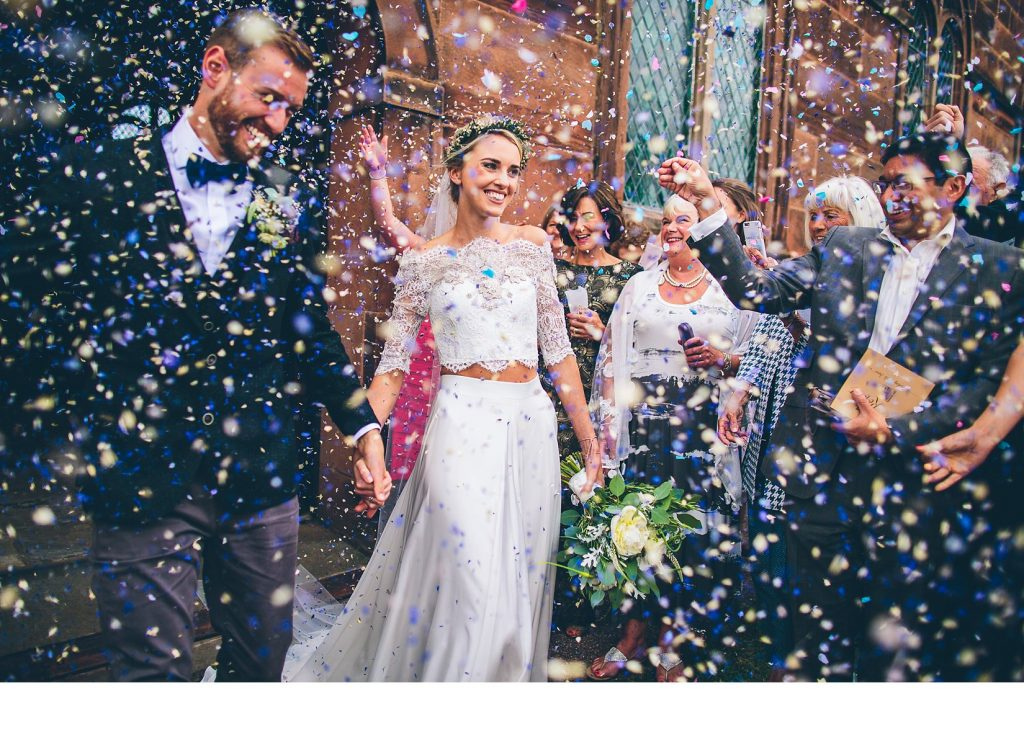Rob and Jems wedding