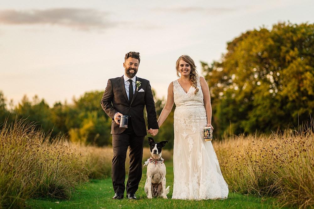 back garden wedding party drrinks ideas