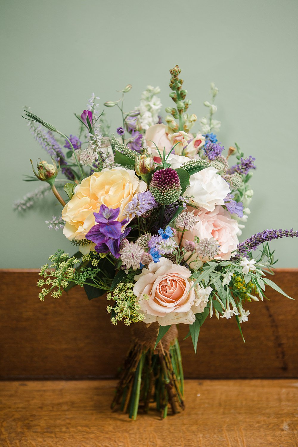david fielden wedding in bloom devon flowers