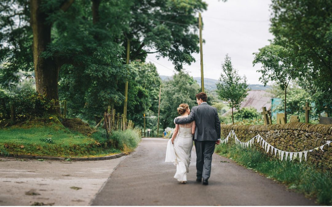 Beautifully Homespun and Rustic Wedding at Village Hall