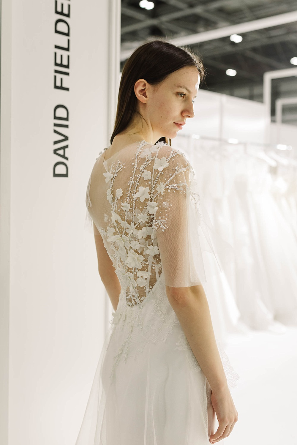 David Fielden Sposa White Gallery 2018
