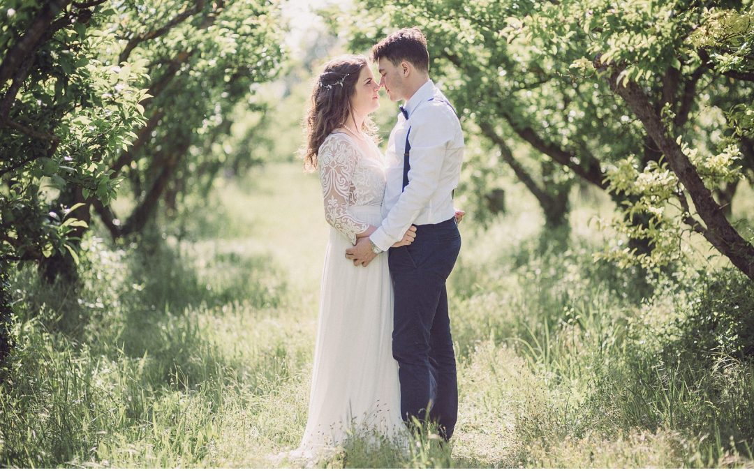 Romantic Provence Elopement Inspiration by Jennifer Jane Photography