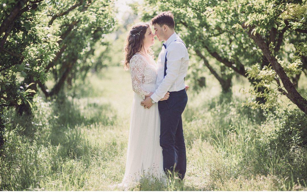 Romantic Provence Elopement Inspiration by Jennifer Jane Photography