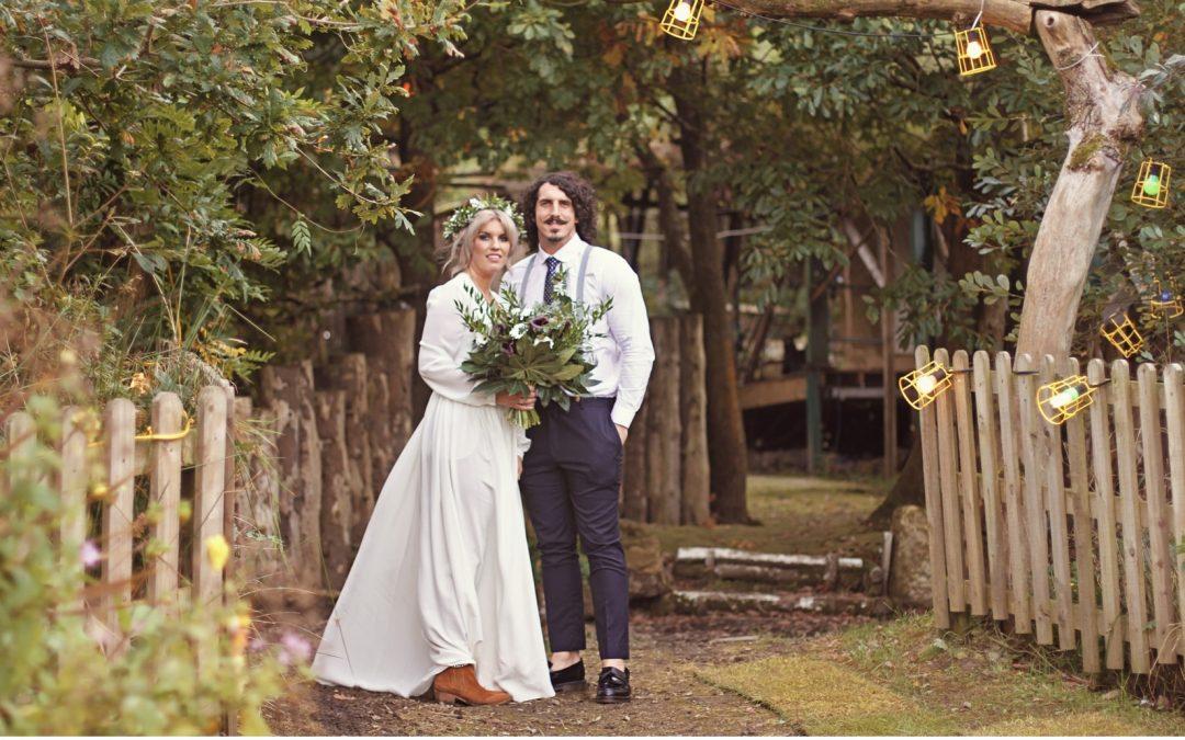 Boho Vibe Houghton Dress for Gorgeously Hippie Wedding