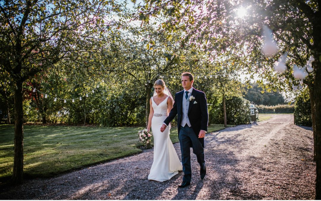 Sublime, Elegant and Relaxed Summer Garden Wedding