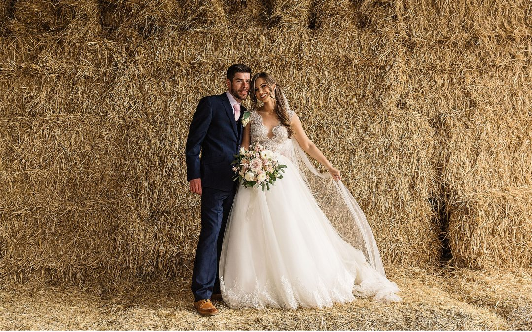 Sparkle and Blooms Contemporary Rustic Owen House Farm Wedding