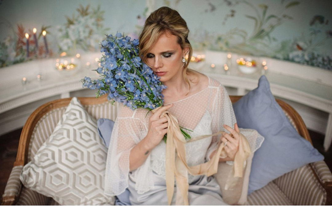 Opulent Oscar Wilde Inspired Springtime Editorial at Wasing Park