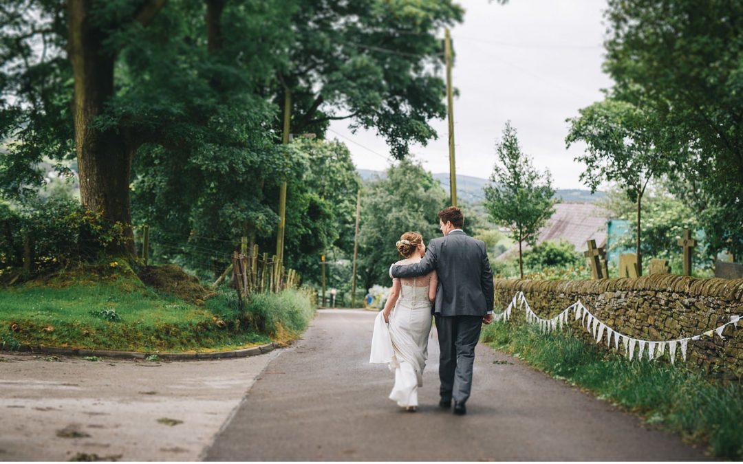 Beautifully Homespun and Rustic Wedding at Village Hall